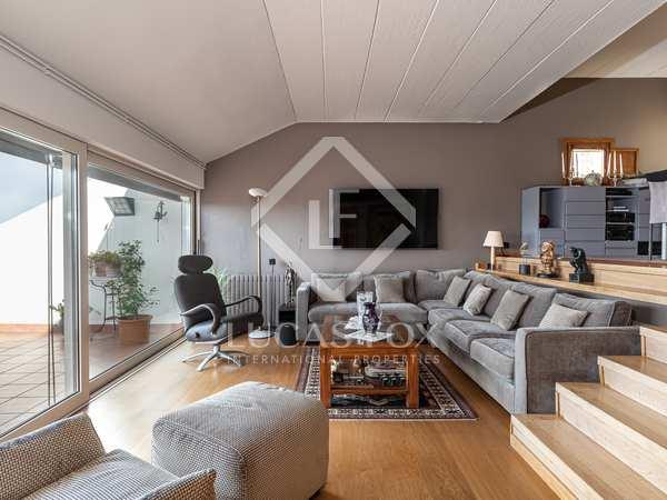 224m² House / Villa with 18m² terrace for sale in Vallvidrera