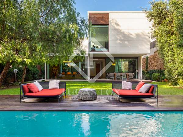 Casa / Vil·la de 728m² en venda a Sant Gervasi - La Bonanova