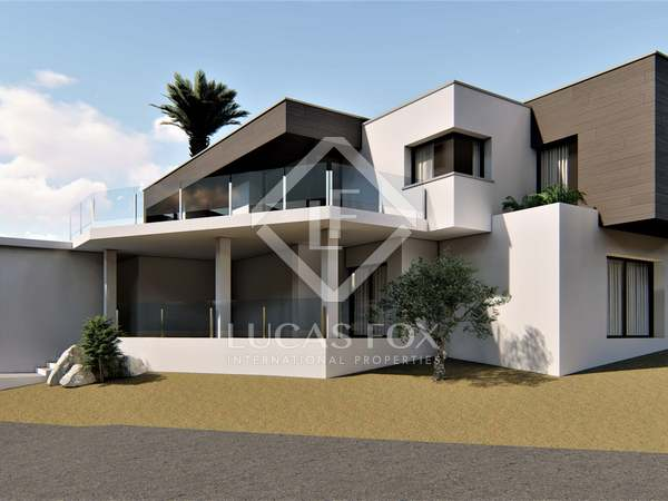 577m² House / Villa with 143m² garden for sale in Jávea