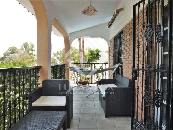 Huis / Villa van 104m² te koop met 50m² Tuin in East Málaga