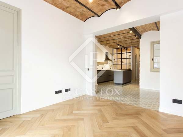 Appartement van 78m² te huur in Eixample Links, Barcelona