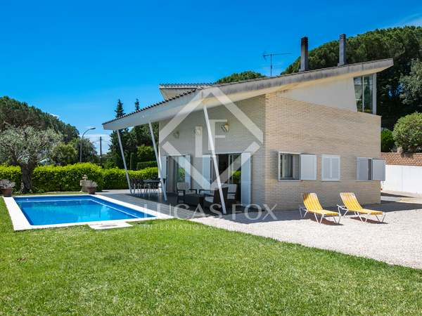 Property for sale on the Maresme Coast, north of Barcelona