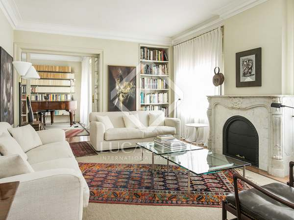 304m² Apartment for sale in Turó Park, Barcelona