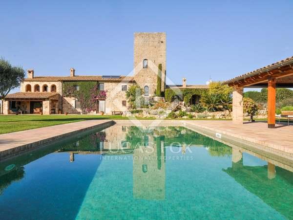 在 Baix Emporda, 赫罗纳 640m² 出售 豪宅/别墅