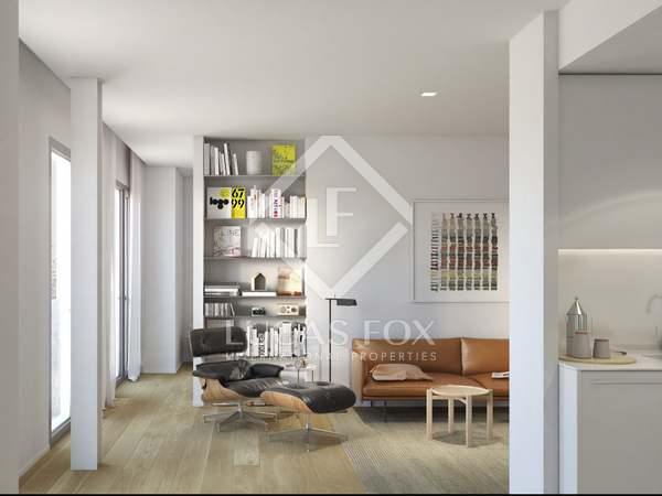 101m² Apartment with 31m² garden for sale in Eixample Left