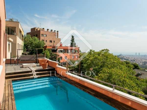 260m² House / Villa with 136m² terrace for sale in Sant Gervasi - La Bonanova