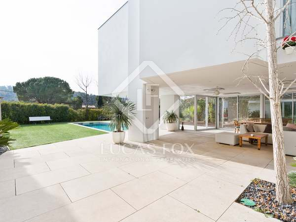 Casa / Villa de 534m² en venta en Sant Cugat, Barcelona