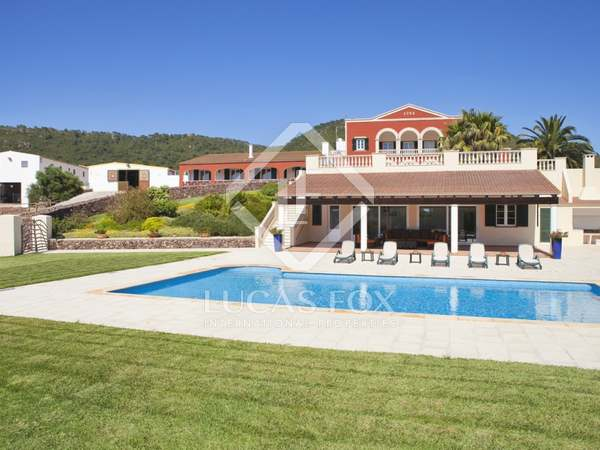 2,000m² Equestrian Property for sale in Menorca, Spain