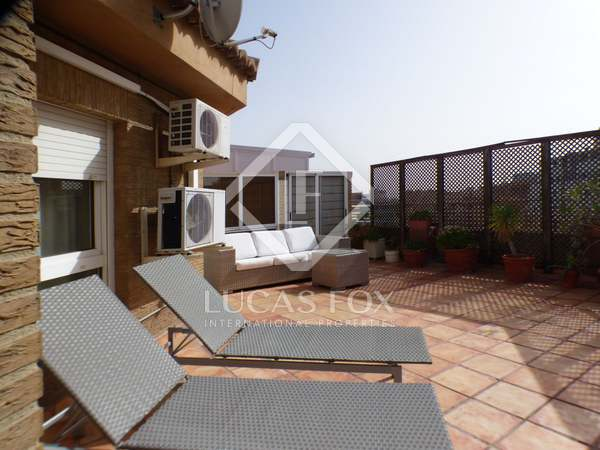 Penthouse with terrace for sale in City of Arts and Sciences