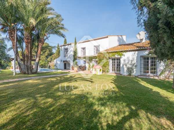 Landhuis van 503m² te koop in East Málaga, Malaga