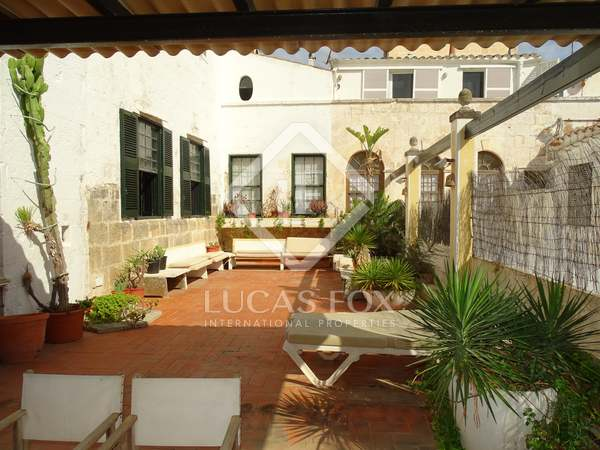140m² Penthouse with 130m² terrace for rent in Ciudadela