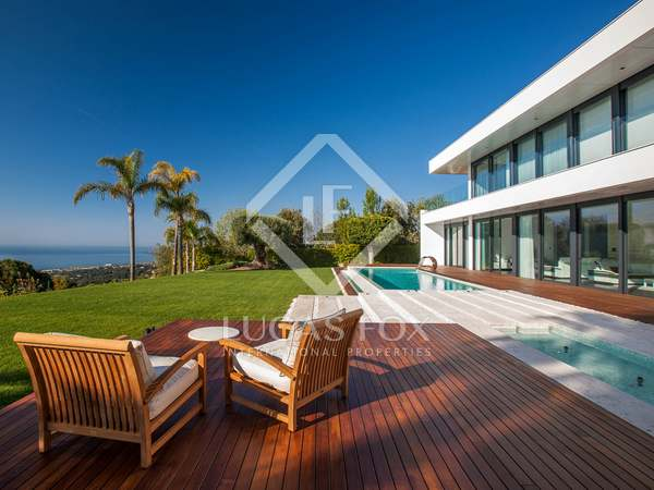 708 m² villa for sale in Supermaresme, Maresme