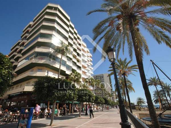 Three-bedroom apartment for sale in the centre of Marbella