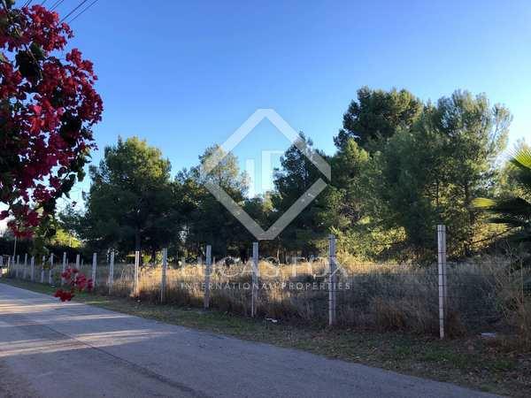 Земельный участок 2,423m² на продажу в Ла Элиана, Валенсия