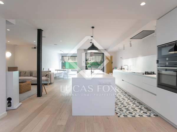 221m² Apartment with 62m² terrace for sale in Sant Antoni