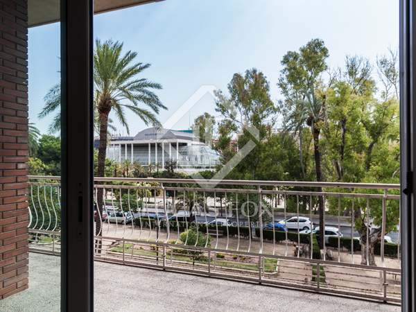 Apartamento amplio en venta en el Eixample de Valencia