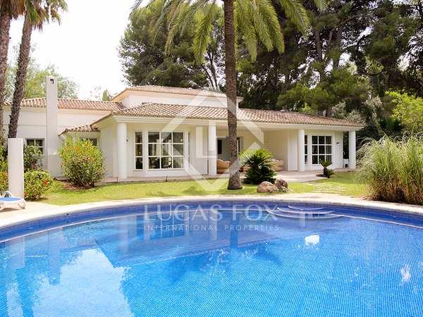 Villa de 375 m² con 2,025 m² de jardín en venta en Dénia