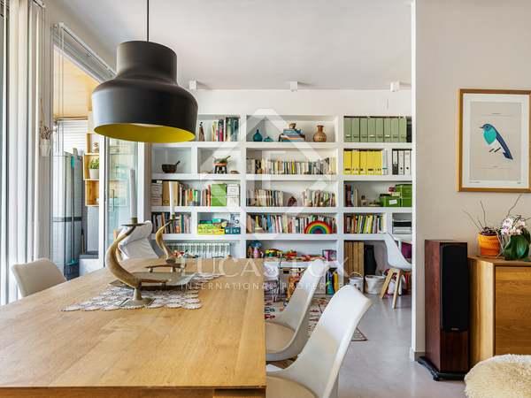 100m² Lägenhet med 90m² terrass till uthyrning i Diagonal Mar