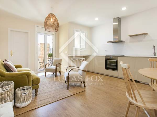 75m² Apartment for rent in Sant Gervasi - Galvany