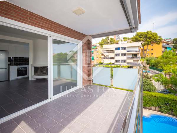 70 m² apartment with 12 m² terrace for rent in Castelldefels