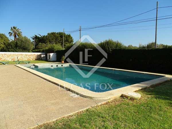 250m² Haus / Villa zum Verkauf in Ciudadela, Menorca