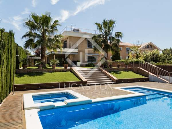 6-bedroom villa to buy in Alfinach, Valencia