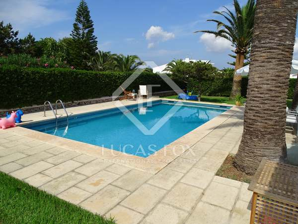 Huis / Villa van 313m² te koop in Ciudadela, Menorca