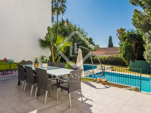 629m² House / Villa for sale in Puerto Banús, Costa del Sol