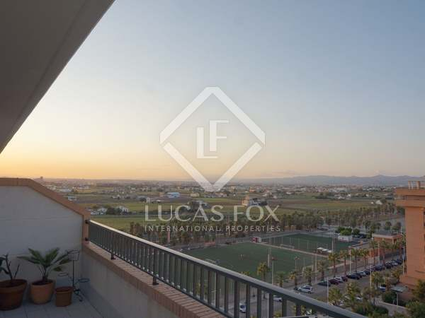 102m² Penthouse with 60m² terrace for sale in Patacona / Alboraya
