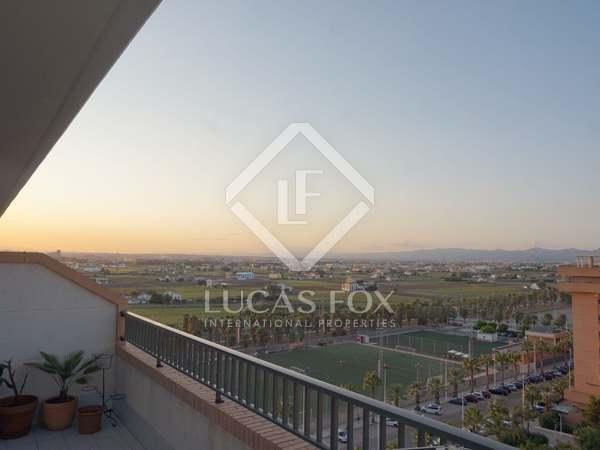 Ático de 102 m² con 60 m² de terraza en venta en Patacona