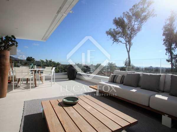 Piso de 134m² con 45m² de terraza en venta en Nueva Andalucía