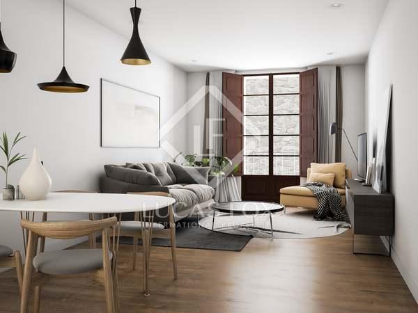 Ático de 107m² con terraza de 15m² en venta en Gótico