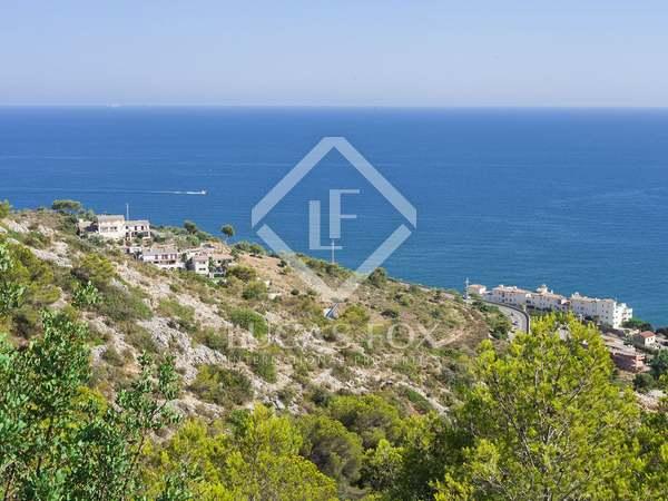 775m² Plot till salu i Levantina, Sitges