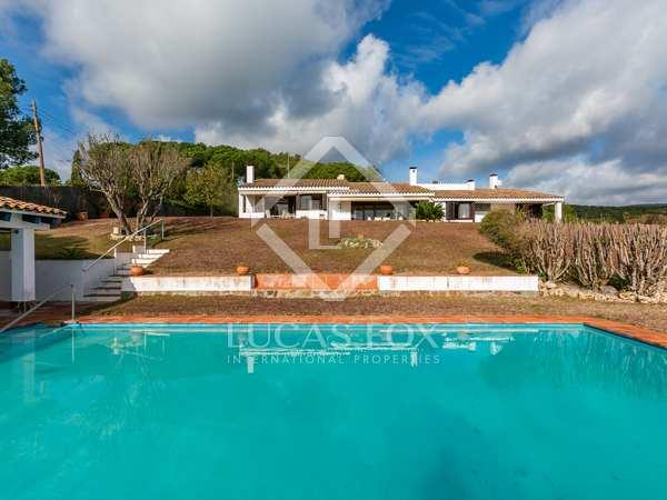 Huis / Villa van 410m² te koop in Mataro, Barcelona