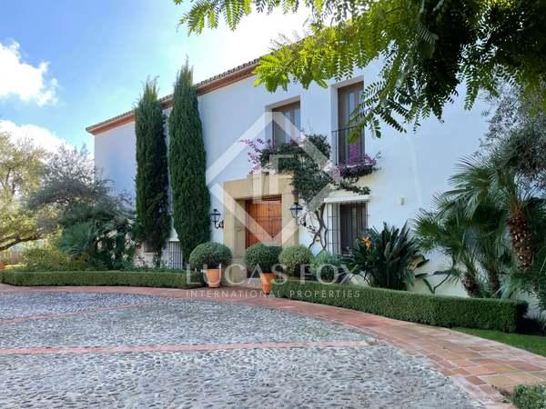 Huis / Villa van 1,330m² te koop in La Zagaleta