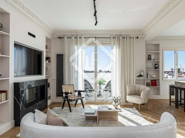 172m² Penthouse with 20m² terrace for sale in Retiro