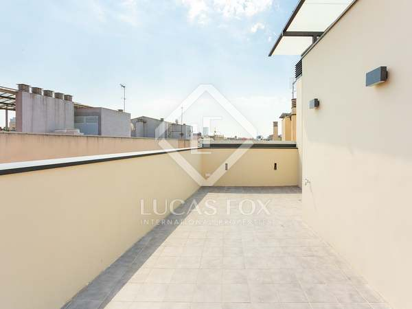 86m² Penthouse with 42m² terrace for sale in El Born