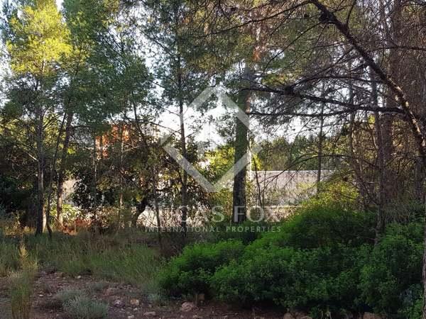 Terreno di 1,080m² in vendita a Los Monasterios, Valencia