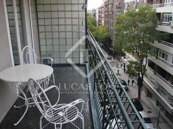 Piso de 165m² en alquiler en Lista, Madrid