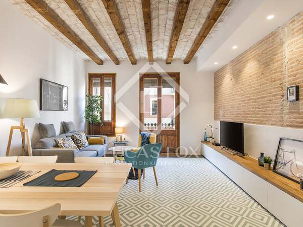 81m² Apartment for rent in Poble Sec, Barcelona