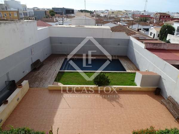 64m² Apartment with 12m² terrace for rent in Ciudadela