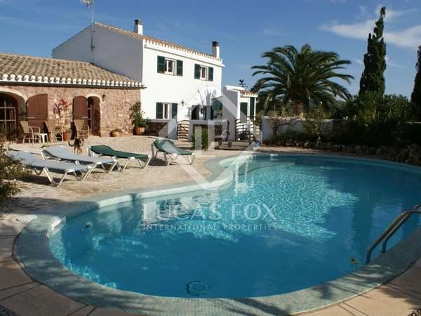 533m² Landhaus zum Verkauf in Menorca, Spanien