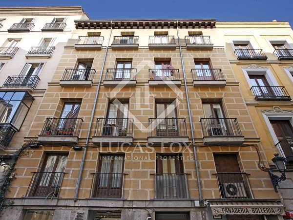 45 m² apartment for rent in Cortes / Huertas, Madrid