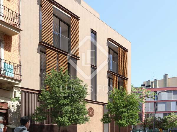 64 m² apartment with 21 m² terrace for sale in Sants
