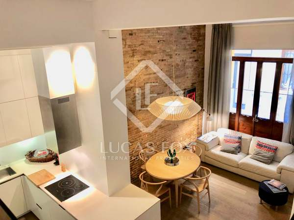 95m² apartment with 2 double bedrooms to rent in Pilar