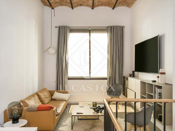 120m² Apartment for rent in Poblenou, Barcelona