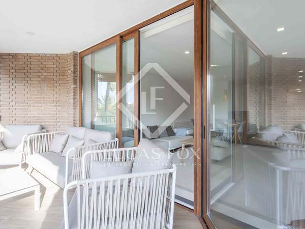 Appartement van 185m² te koop met 8m² terras in El Pla del Real
