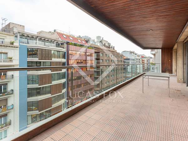 430m² Apartment with 27m² terrace for sale in Sant Gervasi - Galvany