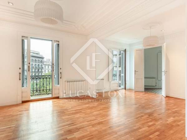 170 m² apartment for rent in Eixample Right, Barcelona