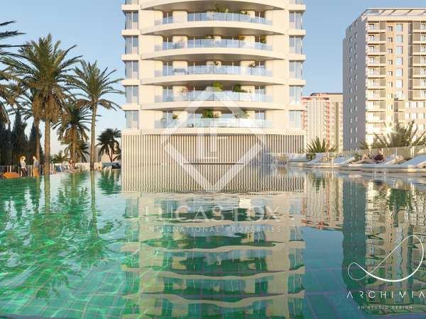 Penthouse van 320m² te koop met 105m² terras in Palacio de Congresos